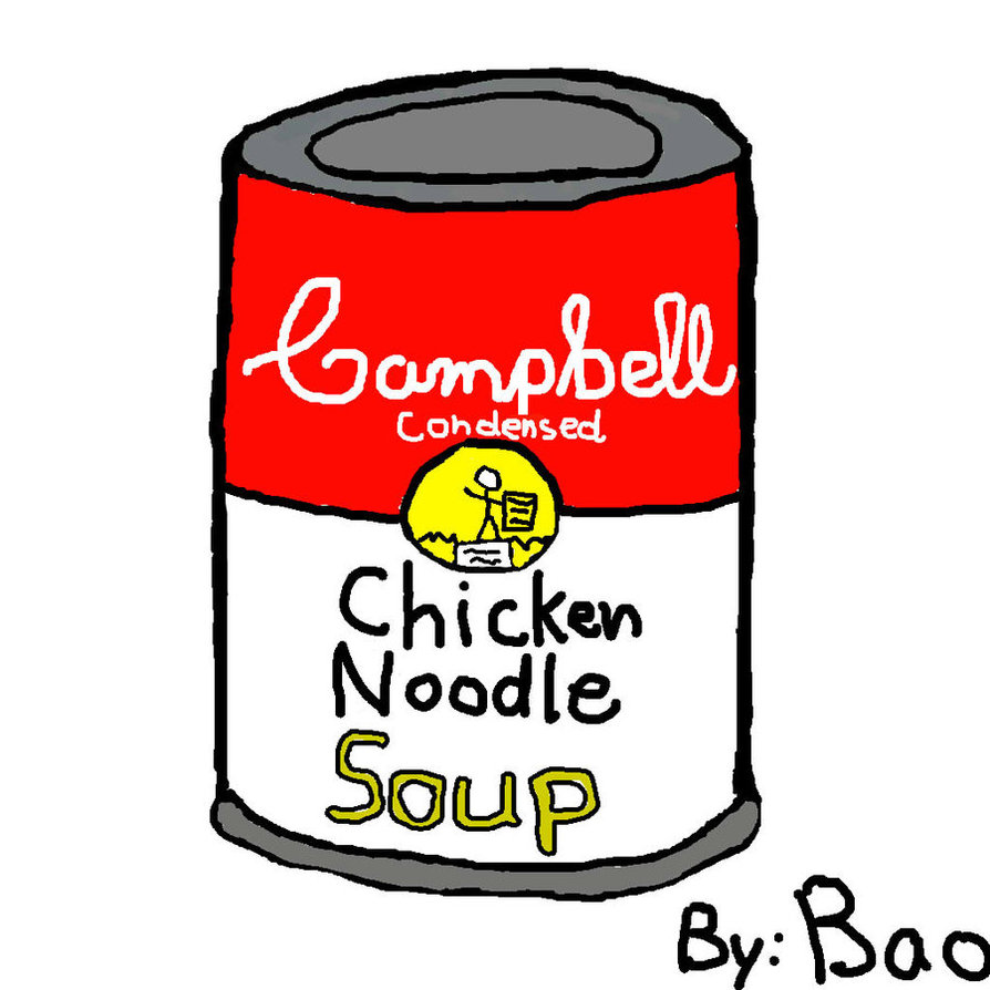 Campbell clipart.