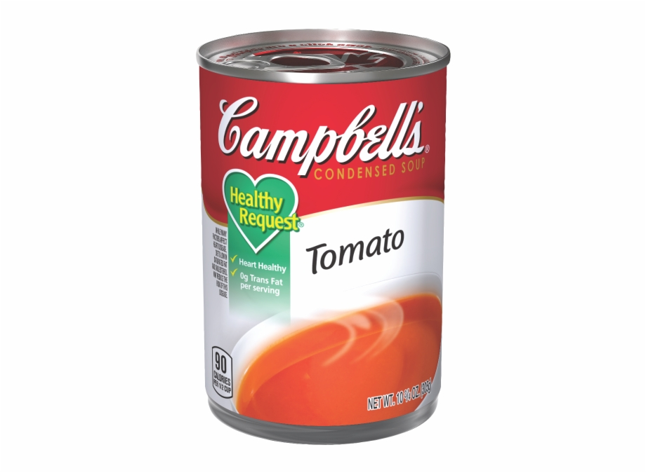 Campbell Soup Free PNG Images & Clipart Download #2765100.