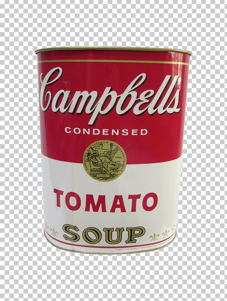 Campbell's Soup Cans Tomato Soup Campbell Soup Company Philadelphia.