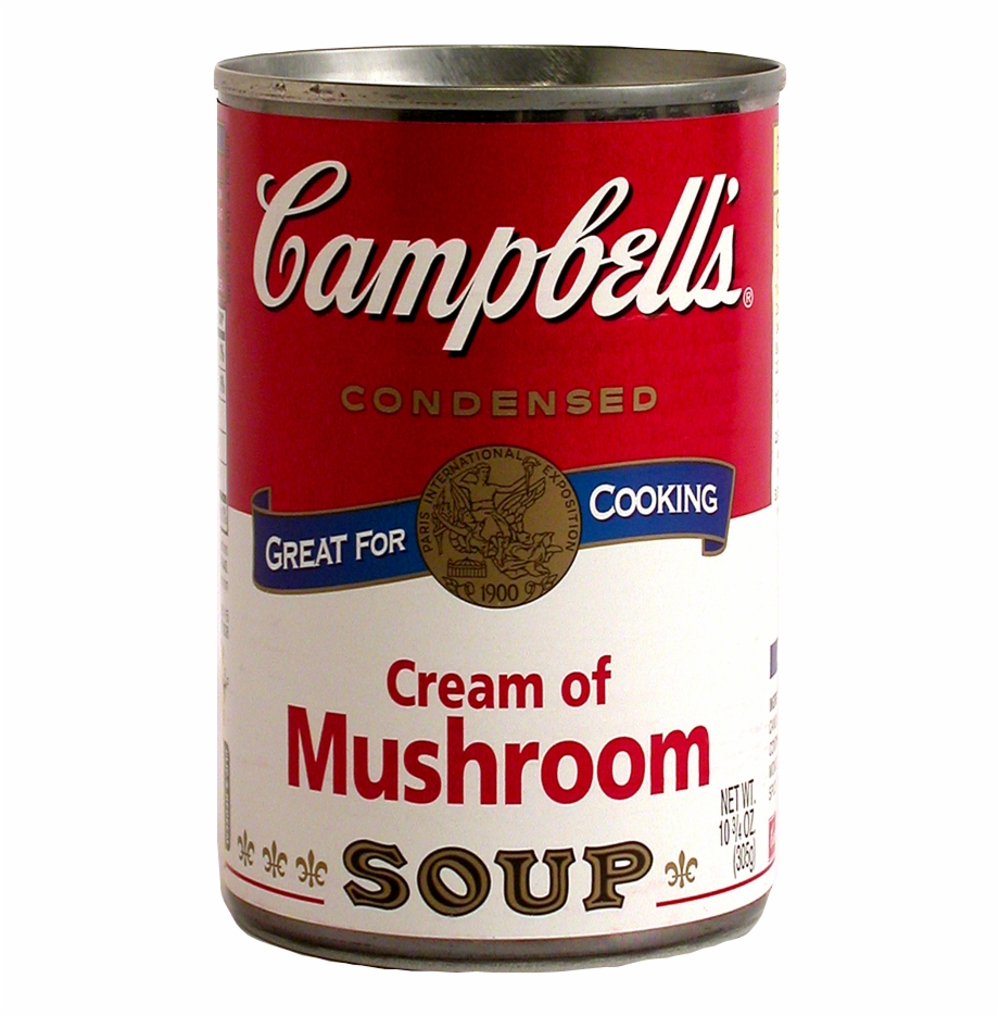Campbell Soup, Transparent Png Download For Free #3499361.
