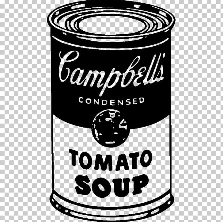 Campbell's Soup Cans Tomato Soup Campbell Soup Company Pop Art PNG.