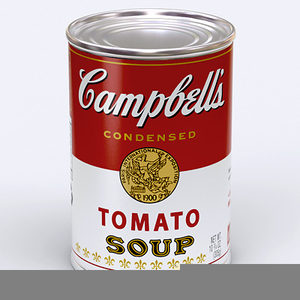 Campbell Soup Clipart.