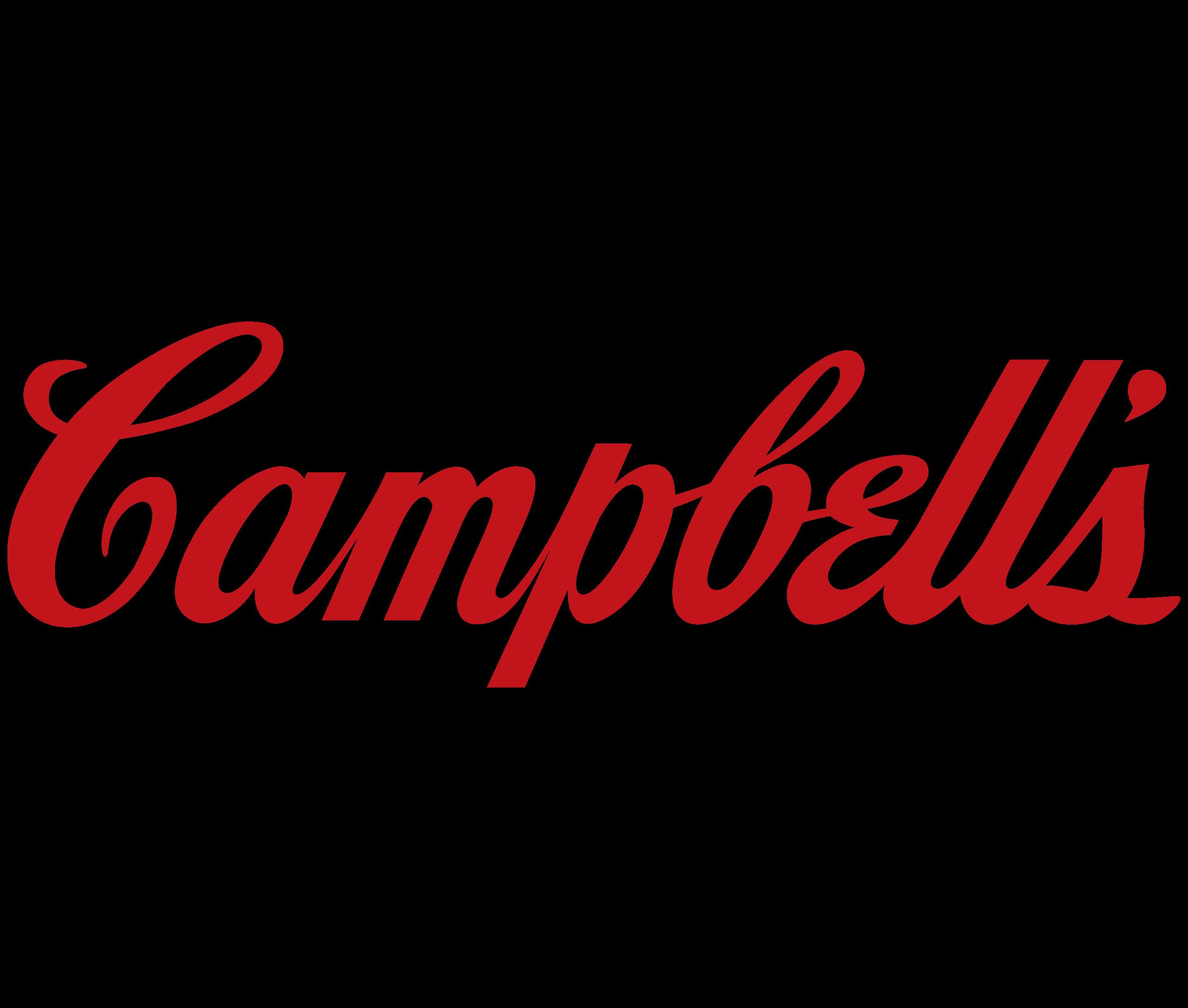 Campbell's Brand Logo.