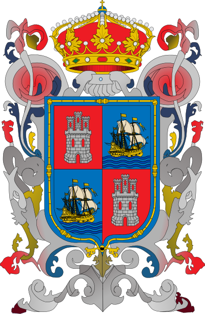 Official seal of Campeche.