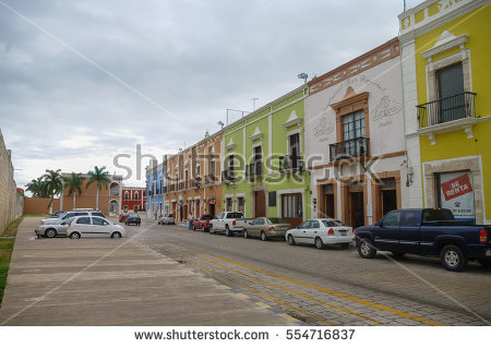 Yukatan Stock Photos, Royalty.