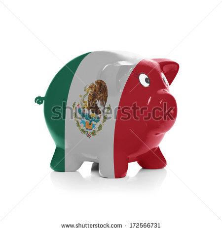 El Banco De Mexico Stock Photos, Royalty.