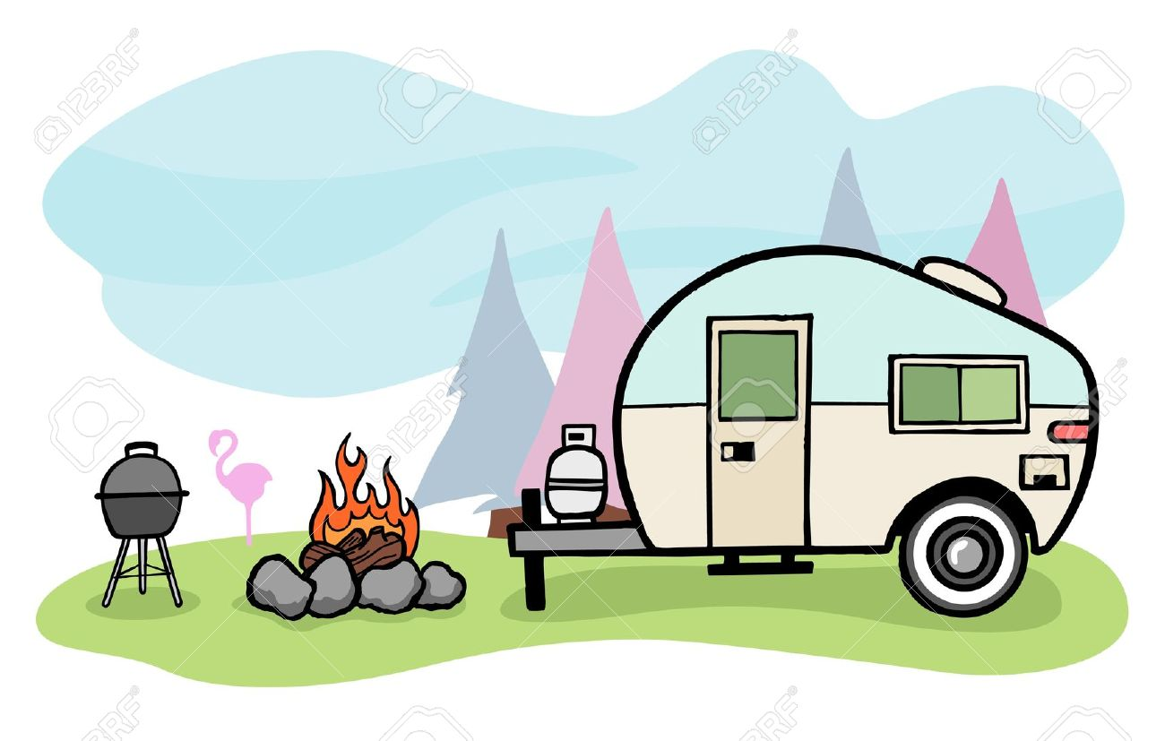 6,671 Camper Stock Vector Illustration And Royalty Free Camper Clipart.
