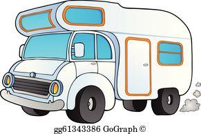 Camper Clip Art.
