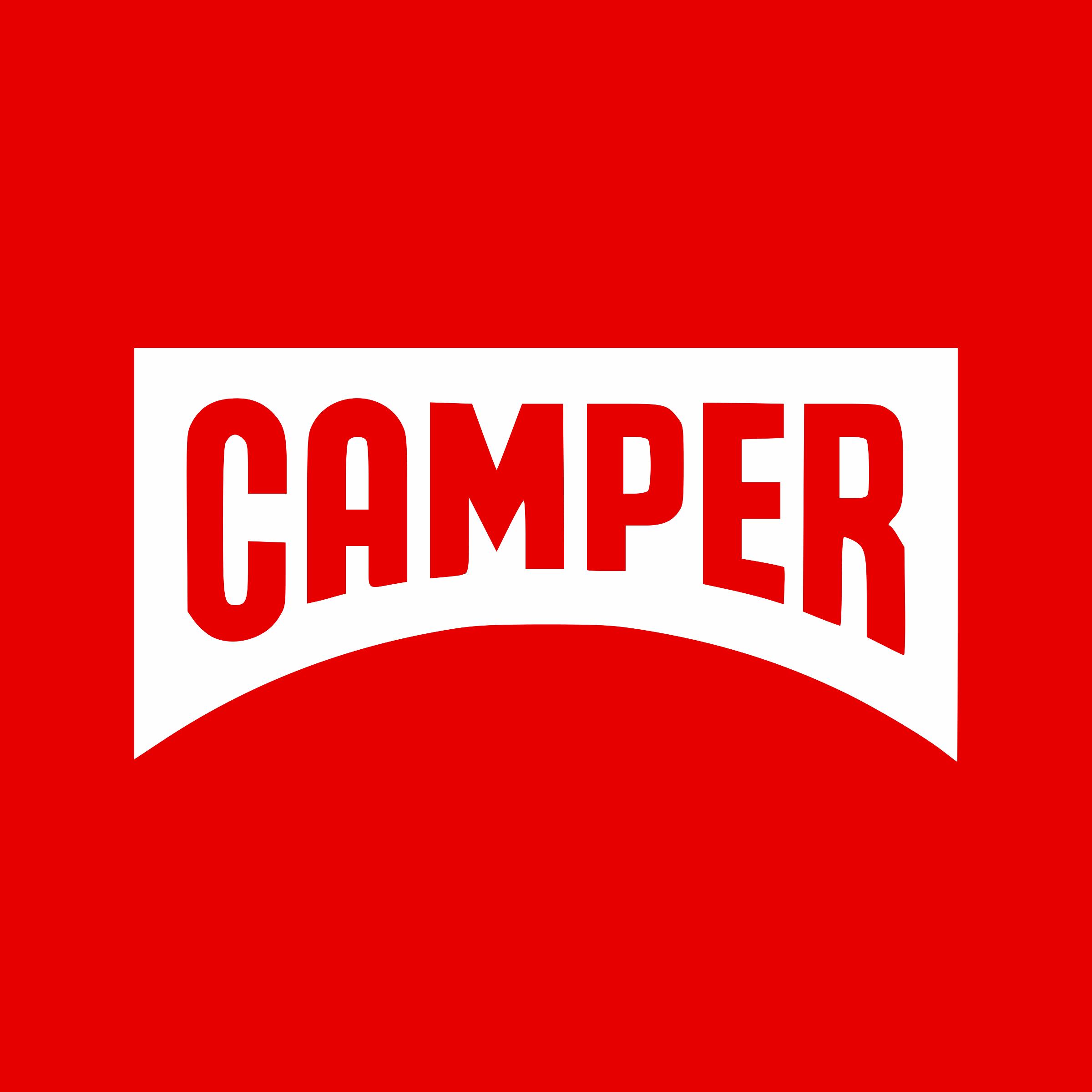 Camper Logo PNG Transparent & SVG Vector.