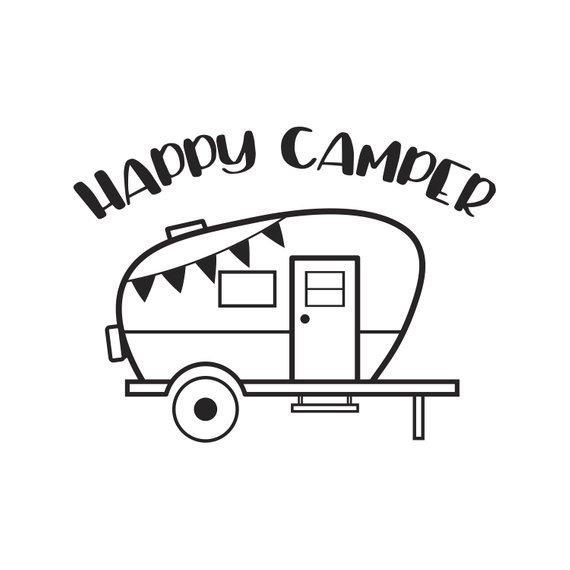 Happy camper clipart 1 » Clipart Portal.