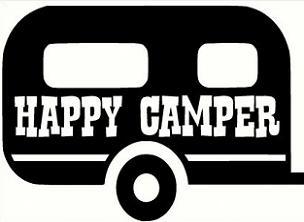 Free Camper Trailer Clipart.
