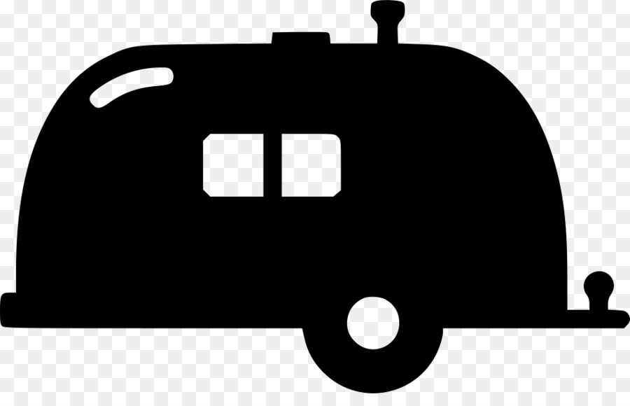 Campervans Silhouette png download.