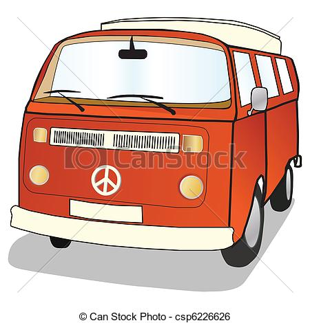 Campervan Clip Art and Stock Illustrations. 382 Campervan EPS.