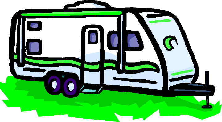 Cartoon Rv Clipart.