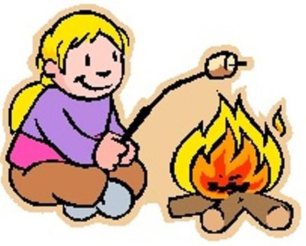 Best Campfire Clipart #7406.