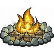 Campfire Digital Scrapbook.