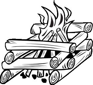 Campfires And Cooking Cranes 24 Clip Art at Clker.com.