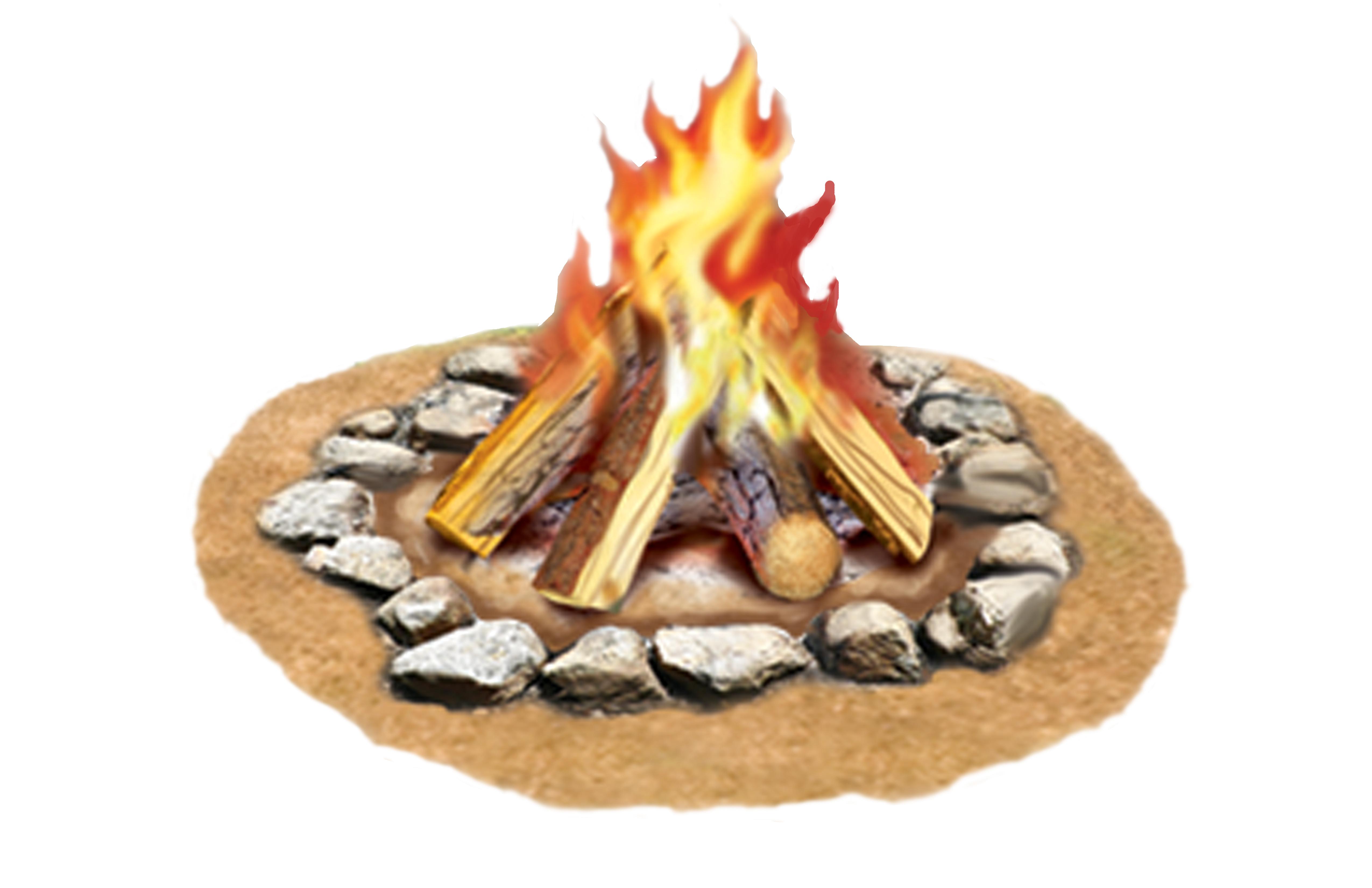 Campfire Clipart & Campfire Clip Art Images.