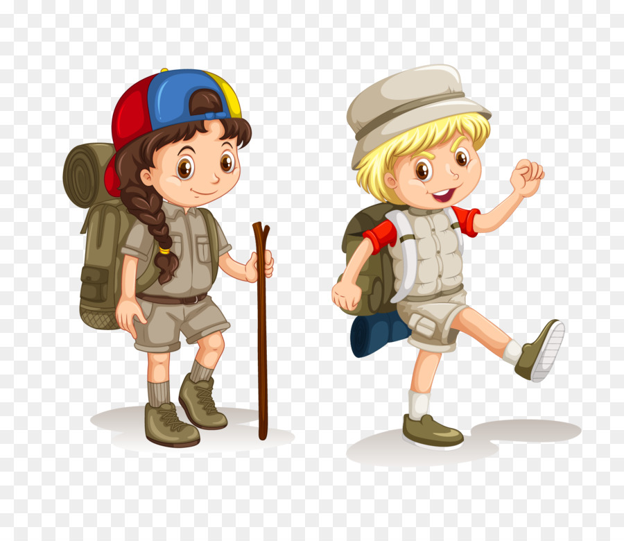 Camping Cartoon png download.