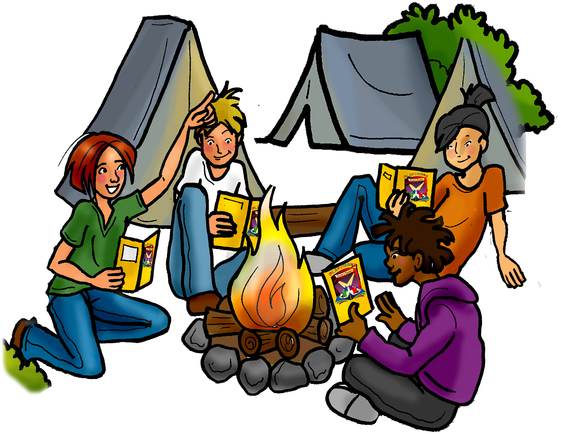 Camping Clipart & Camping Clip Art Images.