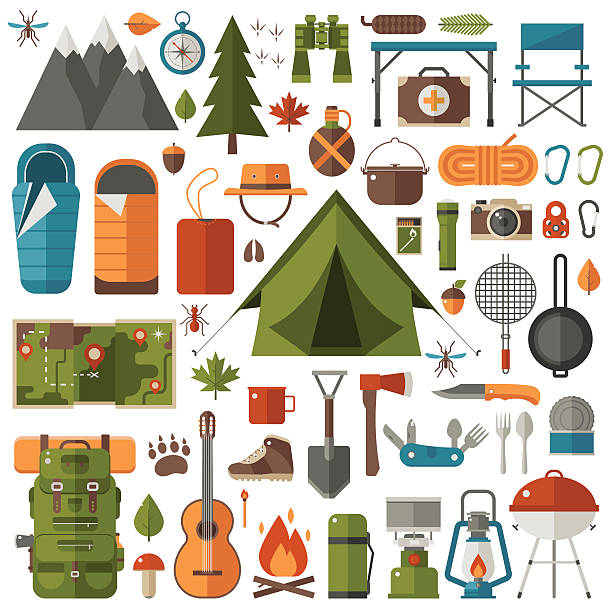 Collection Of Free Camping Clipart Item Download On UI Ex Pretty.