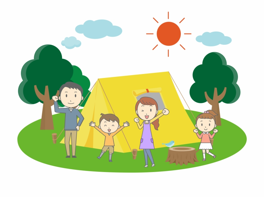 Camping Clip Art Transprent Png Free Download.