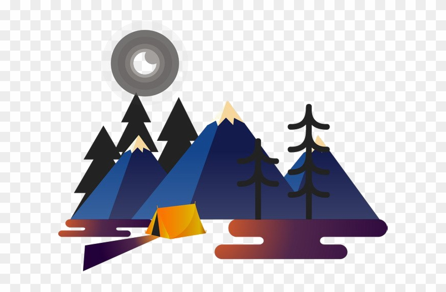 Camping Png Background Image.