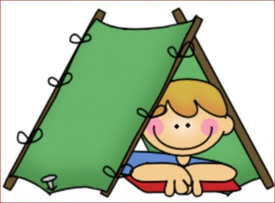 Camping clipart free 1 » Clipart Station.