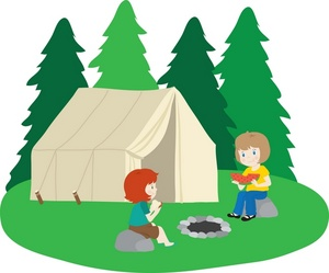 Free Camping Cliparts, Download Free Clip Art, Free Clip Art.