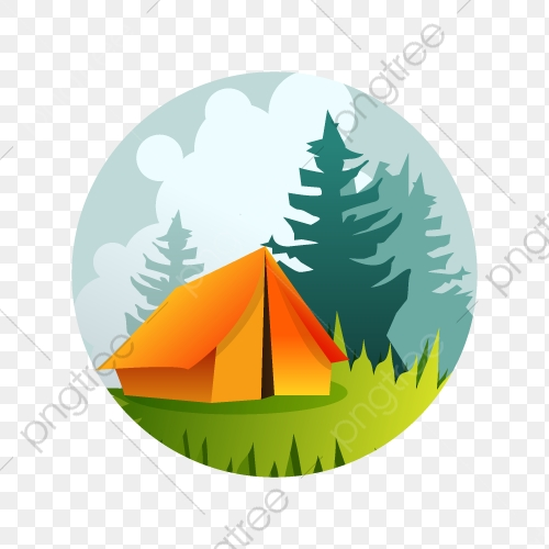 Vector Camping, Camping Vector, Hd, Vector PNG and Vector with.