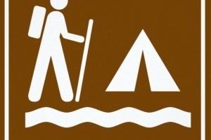 Camping sign clipart » Clipart Station.
