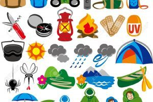 Camping supplies clipart 5 » Clipart Portal.
