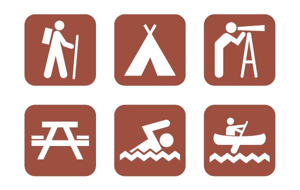 Free Camping Symbols Cliparts, Download Free Clip Art, Free.