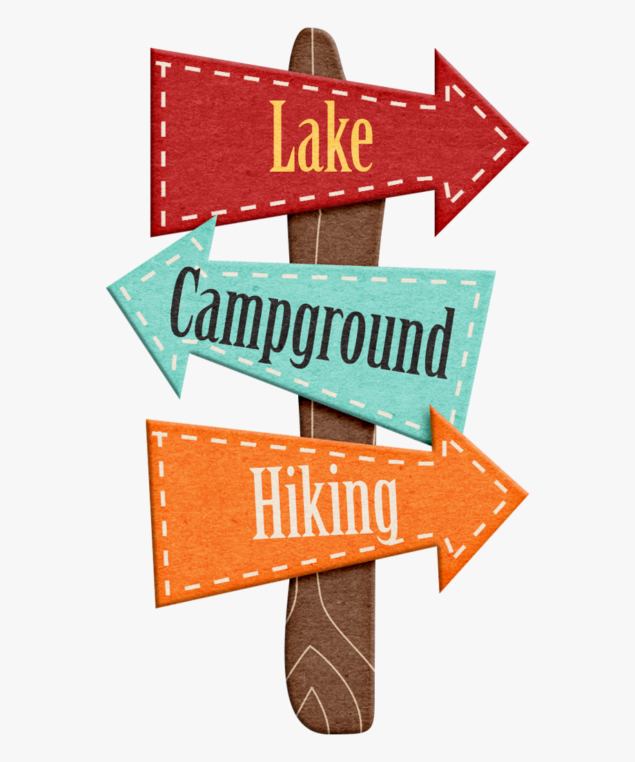 Hiking Clipart Adventure Theme.