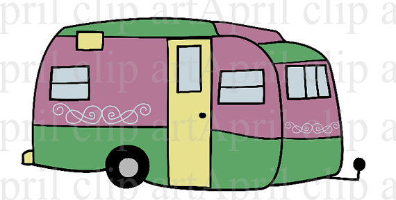 House Trailer Clipart Camper