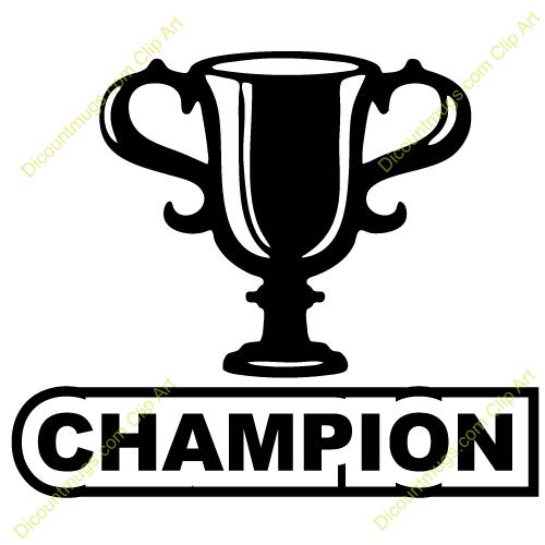 Champion Clipart.