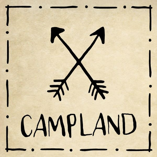 Campland Font.