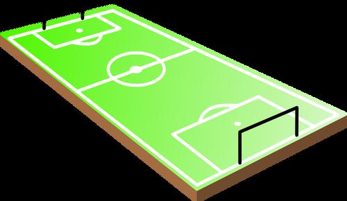 Campo De Futebol D Png Vector, Clipart, PSD.