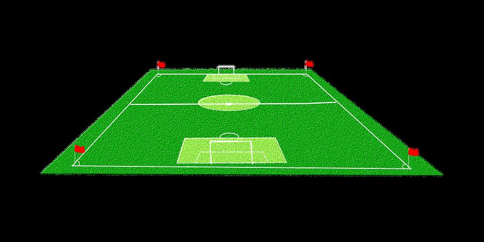 Campo De Futebol Player.