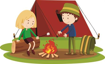 Camp Out Clip Art (106+ images in Collection) Page 2.