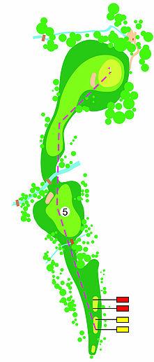 Golf Camprodon.