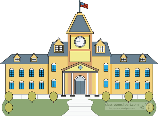 College campus clip art free clipart images 3.
