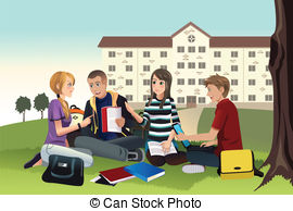 Campus Clip Art and Stock Illustrations. 2,980 Campus EPS.