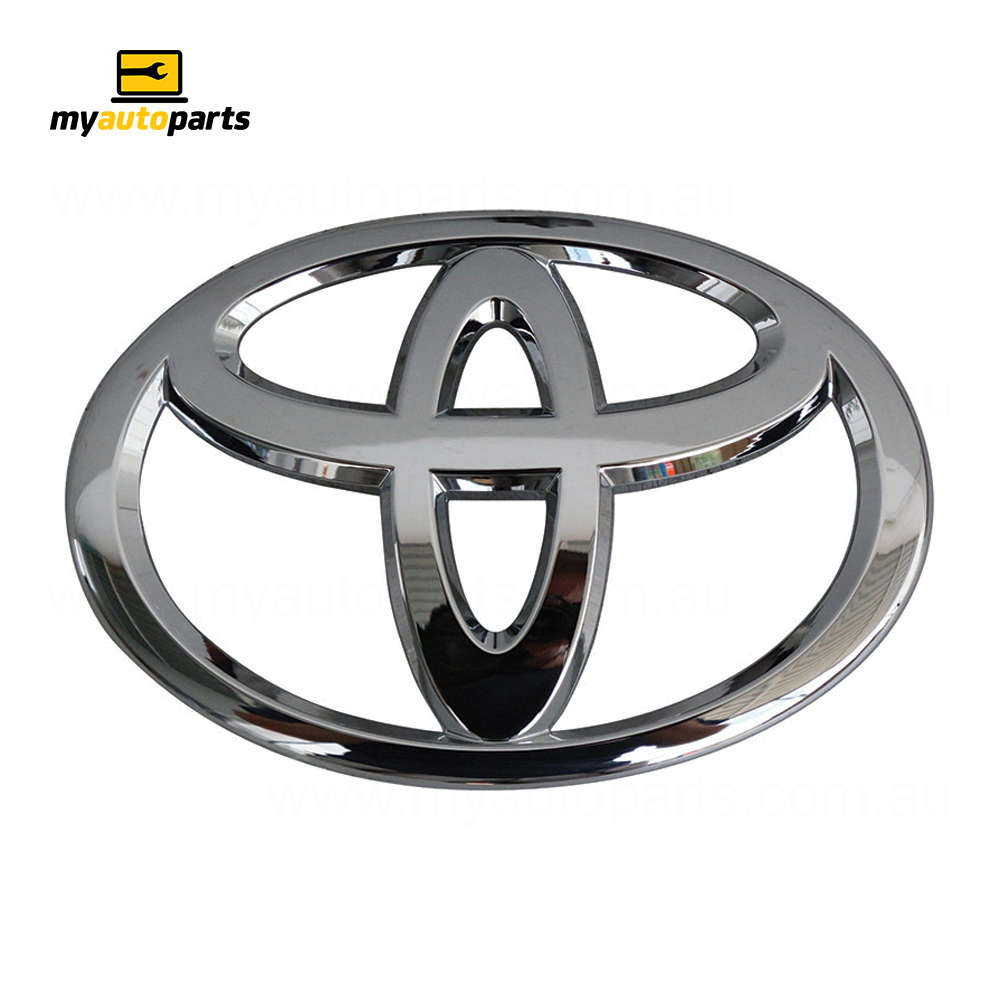 Emblem suits Toyota Camry fits.
