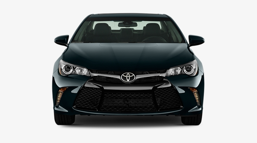 2016 Toyota Camry Front View.