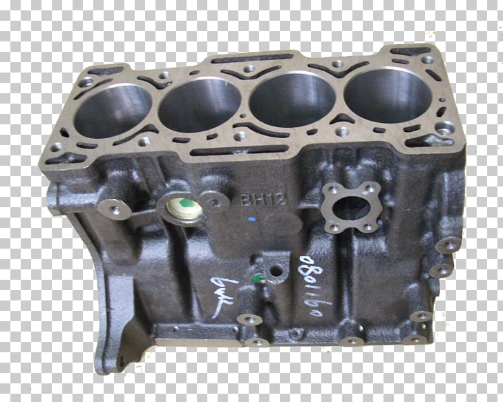 Engine Cylinder block Suzuki Jimny Overhead camshaft, motor.