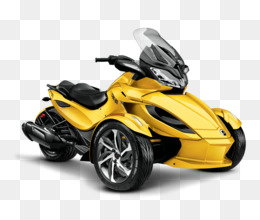 Can Am Spyder PNG and Can Am Spyder Transparent Clipart Free.
