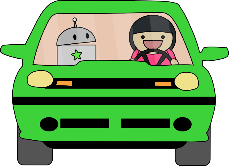 Free to Use & Public Domain Cars Clip Art.