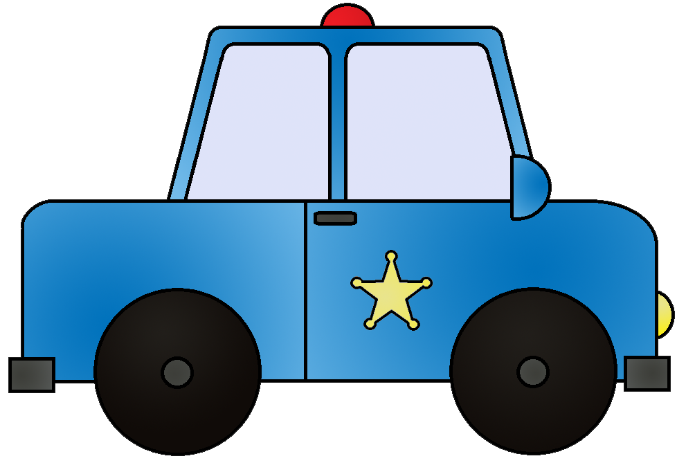 Police car clipart transparentbackground.