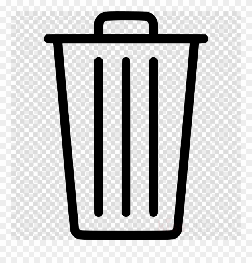 Trash Vector Png Clipart Rubbish Bins & Waste Paper.